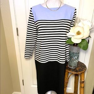 Loft Stripe Dress
